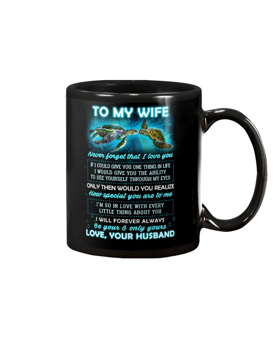 I Will Forever Always Be Your Turtle Mug