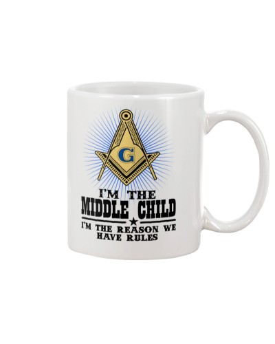 FREEMASON MIDDLE CHILD FOR SON