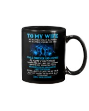 I Will Forever And Always Be Yours And Only Yours Mug thumbnail