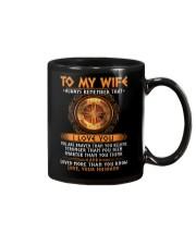 Viking I Love You Wife Mug front