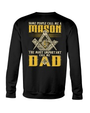 FREEMASON CALL ME DAD GG Crewneck Sweatshirt thumbnail