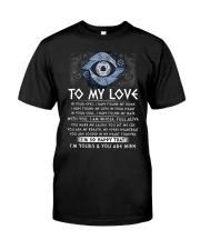 I'm Yours My Love Viking Classic T-Shirt thumbnail