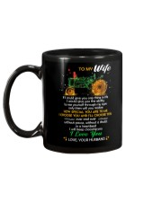 If I Could Give You One Thing In Life Farmer Mug back