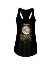 Whippet Daughter Dad Daddy Loves You Ladies Flowy Tank thumbnail