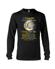 Whippet Daughter Dad Daddy Loves You Long Sleeve Tee thumbnail
