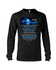When Life Gets Hard And You Feel All Alone Family Long Sleeve Tee tile