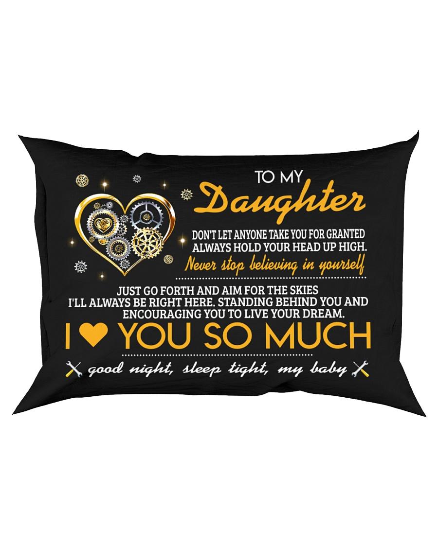 Don't Let Anyone Take You For Granted Mechanic Rectangular Pillowcase