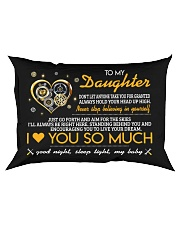 Don't Let Anyone Take You For Granted Mechanic Rectangular Pillowcase front