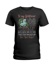 Unicorn Girlfriend My Always And Forever Ladies T-Shirt thumbnail