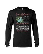 Unicorn Girlfriend My Always And Forever Long Sleeve Tee thumbnail