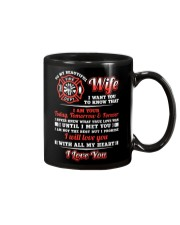 Firefighter Wife I Am Your Forever Mug thumbnail
