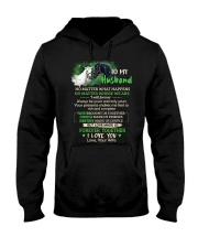 Love Made Us Forever Together Hooded Sweatshirt thumbnail