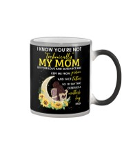 I Know You're Not Technically My Mom Family Color Changing Mug thumbnail