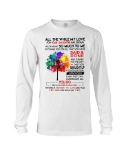 How I Feel Having A Mother In Law Like You  Long Sleeve Tee thumbnail