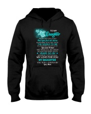 When Life Gets Hard And You Feel All Alone Turtle  Hooded Sweatshirt tile