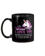 Unicorn Girlfriend Life After That Mug back