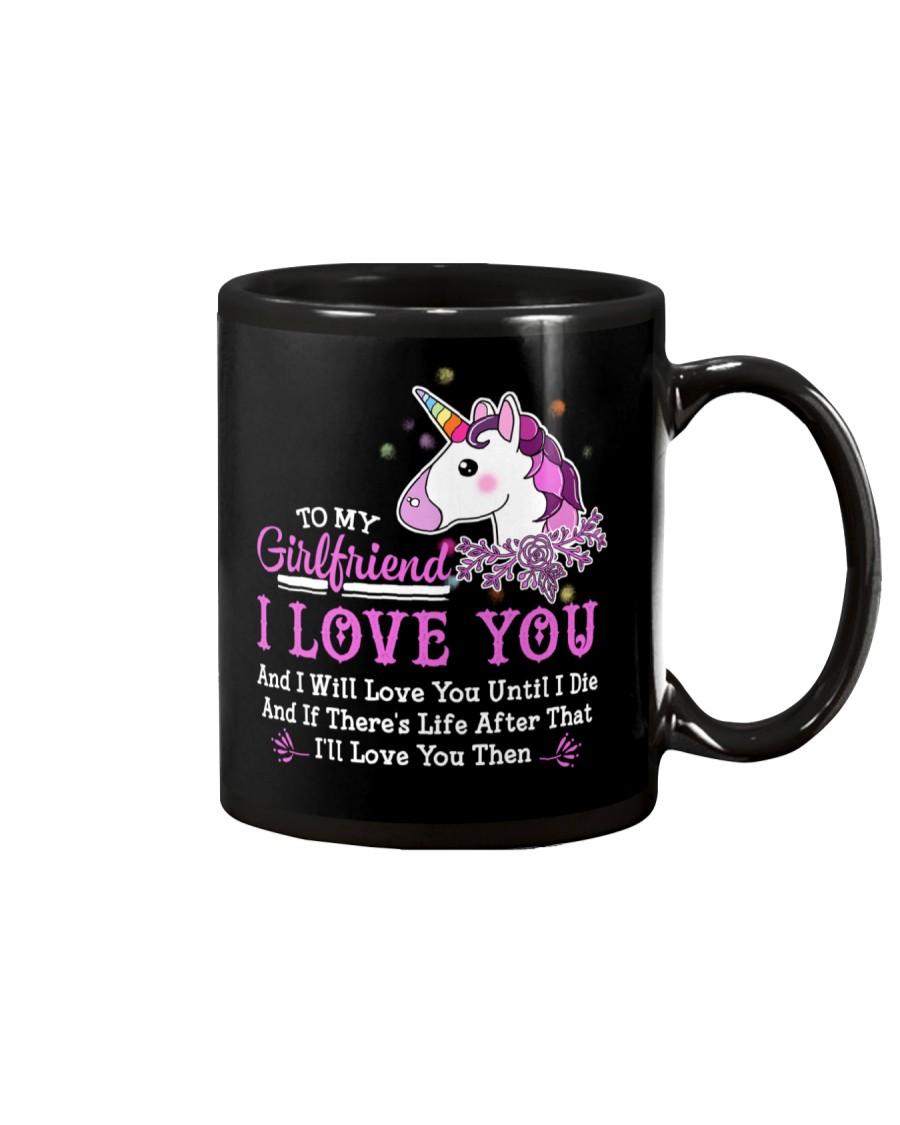 Unicorn Girlfriend Life After That Mug