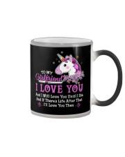 Unicorn Girlfriend Life After That Color Changing Mug thumbnail