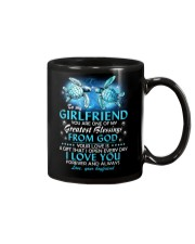 Turtle Girlfriend Greatest Blessing  Mug front