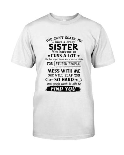 Sister Cuss A Lot
