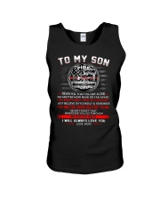 Firefighter Son Mom Near Or Far Apart Unisex Tank thumbnail