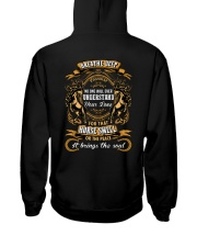No One Will Ever Understand Your Love Horse Hooded Sweatshirt thumbnail