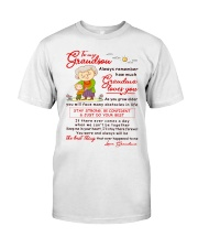 Stay There Forever Grandson Classic T-Shirt thumbnail