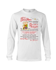 Stay There Forever Grandson Long Sleeve Tee thumbnail