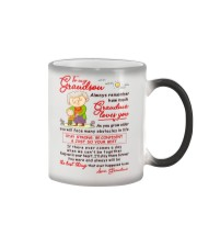 Stay There Forever Grandson Color Changing Mug color-changing-right