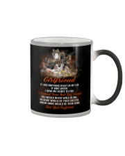 I Gave My Heart To You Wolf Color Changing Mug thumbnail