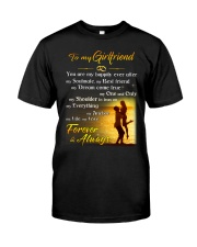 Girlfriend Happily Ever After Classic T-Shirt thumbnail