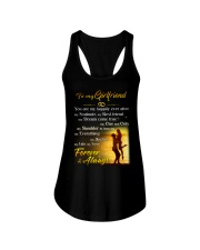 Girlfriend Happily Ever After Ladies Flowy Tank thumbnail