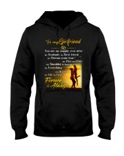 Girlfriend Happily Ever After Hooded Sweatshirt thumbnail