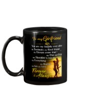 Girlfriend Happily Ever After Mug back