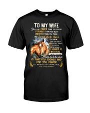 I'll Never Stop Loving You Horse  Classic T-Shirt thumbnail