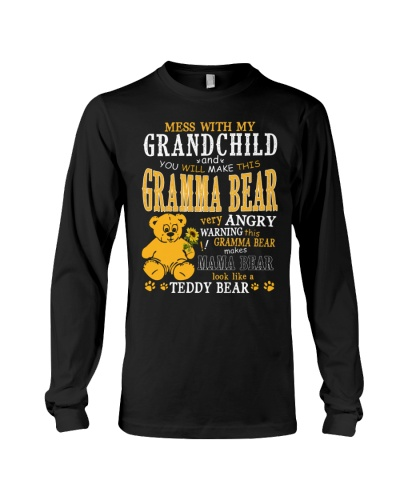 Mess With My Grandchild Family