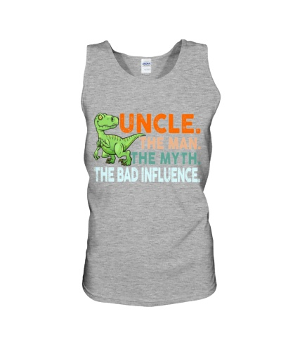 Dinosaur Uncle Bad Influence Funny