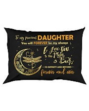 You Will Forever Be My Always Dragonfly  Rectangular Pillowcase front