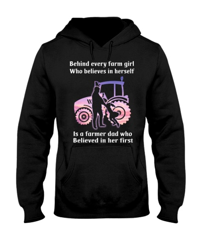 Behind Every Farm Girl Farmer