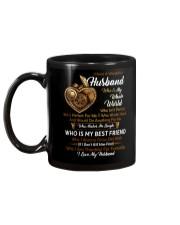 I Have A Wonderful Husband Mechanic Mug back