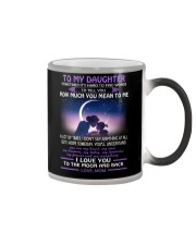 You Are My Heart My Soul Family  Color Changing Mug thumbnail