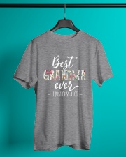 Best Grandma Ever Family  Classic T-Shirt lifestyle-mens-crewneck-front-3