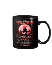 Family Girlfriend I'm always with you Mug front
