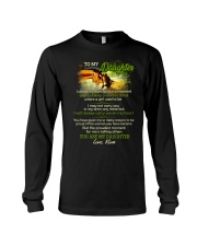 I Closed My Eyes For But A Moment Farm Daughter Long Sleeve Tee thumbnail