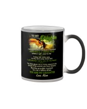 I Closed My Eyes For But A Moment Farm Daughter Color Changing Mug thumbnail
