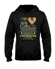 You Complete Me Hooded Sweatshirt thumbnail