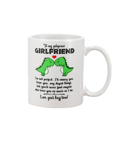 I'm Not Perfect Dinosaur