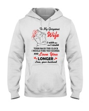 I Would Find You Sooner Family  Hooded Sweatshirt thumbnail