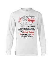 I Would Find You Sooner Family  Long Sleeve Tee thumbnail