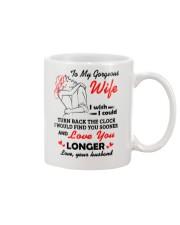 I Would Find You Sooner Family  Mug front